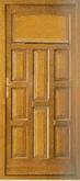 fa bejárati ajtó