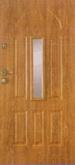 Werona Ü1 fém bejárati ajtó
