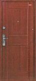 Cseresznye biztonsági bejárati ajtó